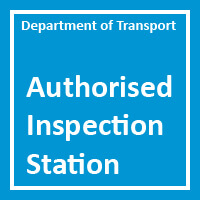 Department of Transport Authorised Inspection Station