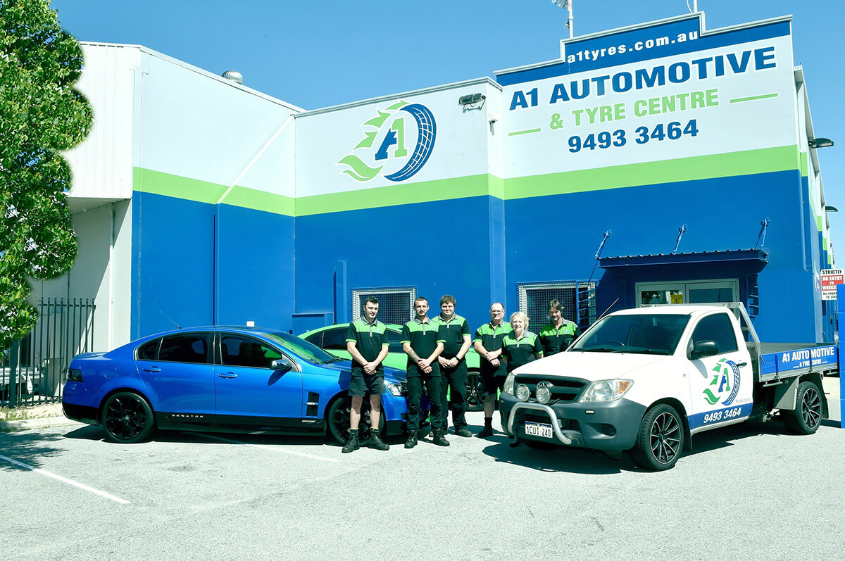 A1 Automotive & Tyre Centre Store